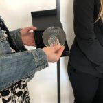 Remise Trophée CAHPP Autonomie pour notre service Seline